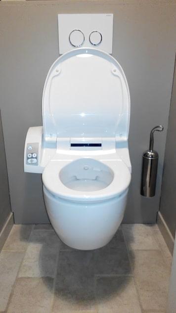 WC lavant Gébérit Fleurieux sur l'Arbresle 69210