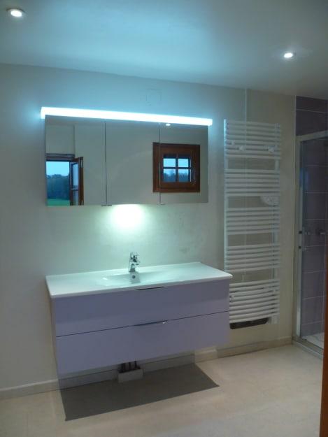 Salle de bains plombier Chalon sur Saone