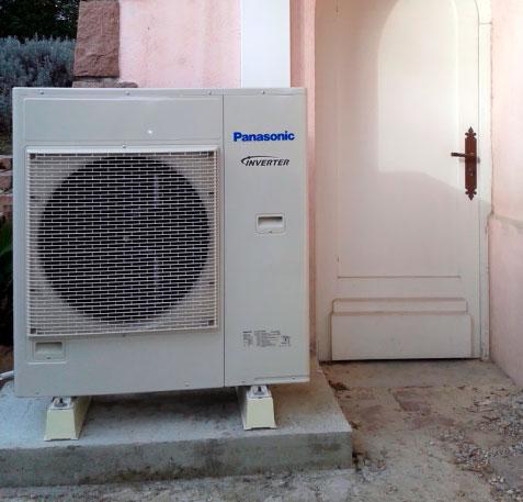 Climatisation Panasonic - Pontcharra sur Turdine 69490