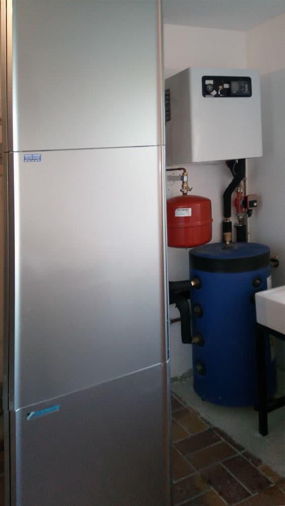 Pompe à chaleur FLEURIEUX-SUR-L-ARBRESLE 69210
