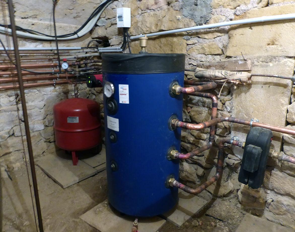 Pompe à chaleur haute température unité intérieure SAINT-GERMAIN-NUELLES 69210
