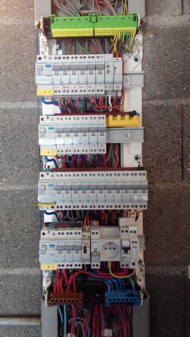 Rénovation tableau électrique Fleurieux sur l'Arbresle 69210